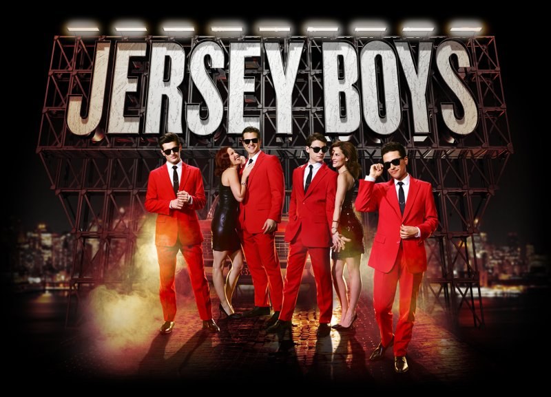 Jersey Boys on Norwegian Cruise